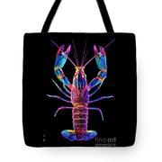 Crawfish Inthe Dark Allsat Tote Bag