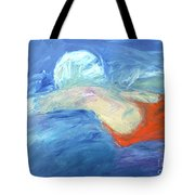 Crawl  Tote Bag