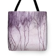 Crawling Roots Tote Bag