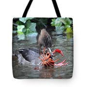 Crayfish Lunch Tote Bag