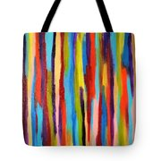 Crayons  Tote Bag