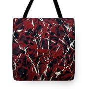 Crazy About Red Tote Bag