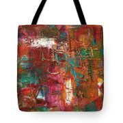 Crazy Abstract 1 Tote Bag