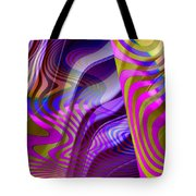 Crazy Busy Tote Bag