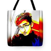 Crazy Colours Tote Bag