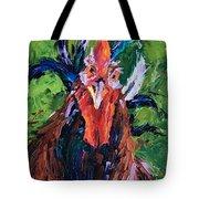 Crazy Critter Tote Bag