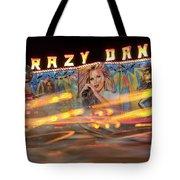 Crazy Dance Tote Bag