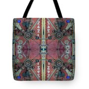 Crazy Door Tote Bag