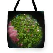 Crazy Floral Three  Tote Bag