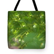 Crazy Floral Two  Tote Bag