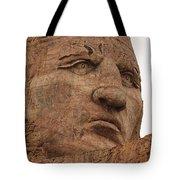 Crazy Horse Tote Bag