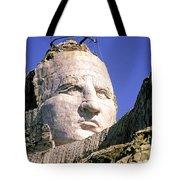 Crazy Horse In Progress II Tote Bag