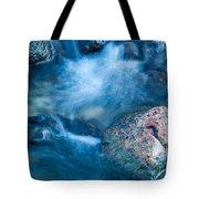 Crazy Water Tote Bag