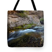Crazy Woman Creek Tote Bag