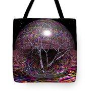Crazy World- Tote Bag