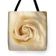 Creamy Rose Tote Bag