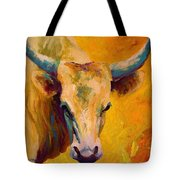 Creamy Texan - Longhorn Tote Bag