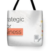 Create Your Own Content Strategy For 2017  Tote Bag