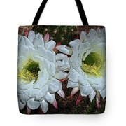Created By A Cactus Tote Bag