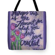 Created For Tote Bag