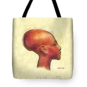 Created Mankind In His Own Image Tote Bag