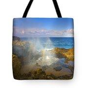 Creating Miracles Tote Bag