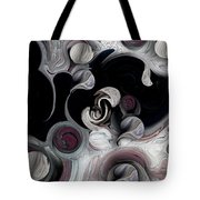 Creation And Dimension Tote Bag