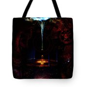 Creation Of Time Tote Bag