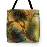 Creation Symphony Tote Bag