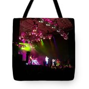 Creationfest At Night Tote Bag