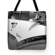 Creative Chrome - 1956 Ford Fairlane Victoria Tote Bag