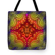Creative Energy Mandala Tote Bag
