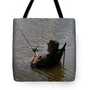 Creative Fishing Tote Bag
