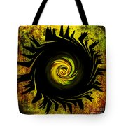 Creative Minds It Started With A Dahlia Tote Bag