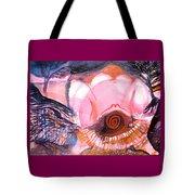 Creative Power Of Maternal Goddess Energy Tote Bag