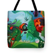 Creative Soul Tote Bag