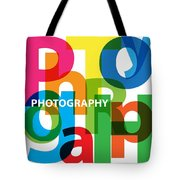 Creative Title - Photography Tote Bag
