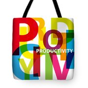 Creative Title - Productivity Tote Bag
