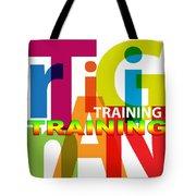 Creative Title - Training Tote Bag