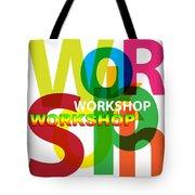 Creative Title - Workshop Tote Bag