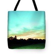 Creator's Sky Painting Tote Bag