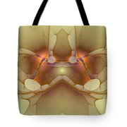 Creature From Beyond Tote Bag