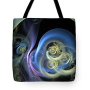 Creatures From Beneath Tote Bag