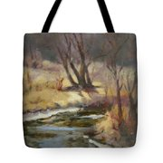 Credit River Tote Bag
