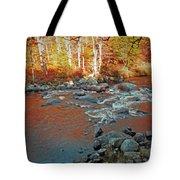 Creek 5  Tote Bag