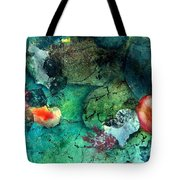 Creek Bed Tote Bag