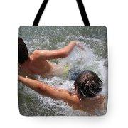 Creek Float Tote Bag