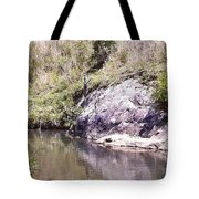 Creek Side Tote Bag