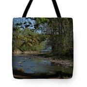 Creek To Lake Tote Bag