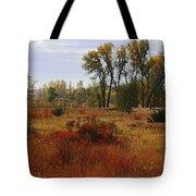 Creek Valley Beauty Tote Bag